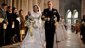 The Crown's $37,000 Wedding Dress Is a Bride-to-Be's Dream: Here's why $37,000 of The Crown's rumored $123 million budget went to one very important royal dress.