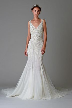 Style 10173 - Wedding gown by Marchesa