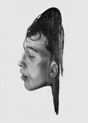Sam Green's illustration 'surfacing 2'