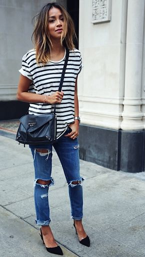 spring casual style