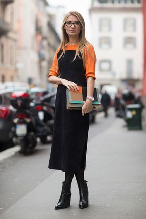 Tracking the Top Street Style at Milan Fashion Week - Milan Fashion Week Fall 2016 Street Style: See All the Best Outfits | StyleCaster