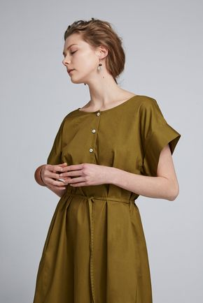 kowtow - 100% certified fair trade organic cotton clothing - Two of a Kind Dress