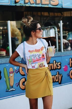 6 Ways to Have Fun with Your Outfits - retro casual look