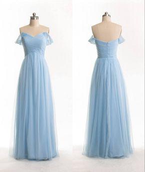 Long Tulle Prom Dresses Sweetheart - @loriiann
