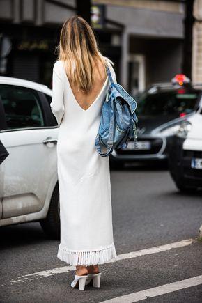 Street looks at Haute Couture Week Fall/Winter 2016-2017 in Paris - FWAH2016 Street looks à la fashion week haute couture automne-hiver 2016-2017 de Paris