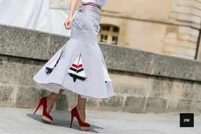 J'ai Perdu Ma Veste / Ulyana Sergeenko.  // #Fashion, #FashionBlog, #FashionBlogger, #Ootd, #OutfitOfTheDay, #StreetStyle, #Style