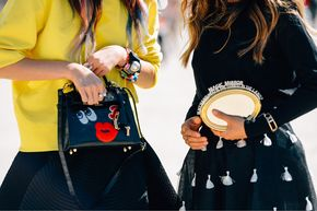 Tommy Ton's Best Pics From Fashion Month - Gallery - Style.com