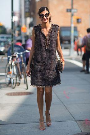 Street Style: New York Fashion Week Spring 2014 - Street Style: New York Fashion Week Spring 2014