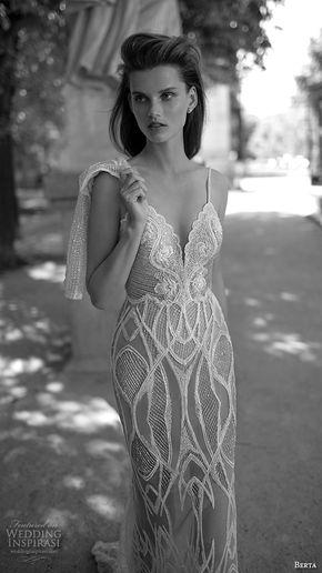 Berta Fall 2016 Wedding Dresses — Bridal Photo Shoot - Berta Fall 2016 Wedding Dresses