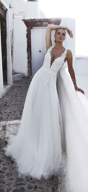 Julie Vino 2016 – Santorini Collection - Wedding Dress by Julie Vino - Santorini Collection 2016