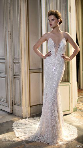 Berta Fall 2016 Wedding Dresses — Bridal Photo Shoot - Berta Fall 2016 Wedding Dresses — Bridal Photo Shoot   Wedding Inspirasi
