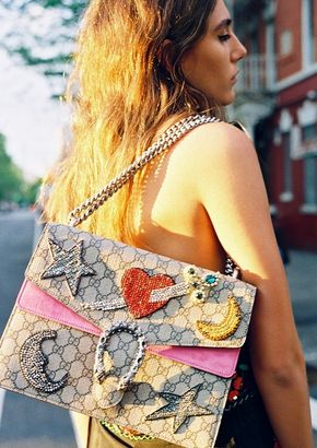 Street Style: 100 Ways to Wear Gucci - Street Style: 100 ways to wear Gucci.