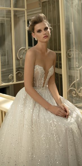 Wedding Dress by Berta Spring 2016 Bridal Collection - Wedding Dress by Berta Spring 2016 Bridal Collection - Belle The Magazine