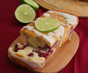 Mini Cranberry Lime Loaves – Low Carb and Gluten-Free - Low Carb Cranberry Bread