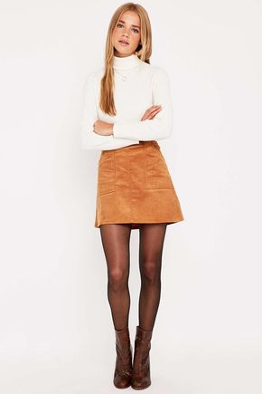 Urban Outfitters Brushed Turtleneck Top