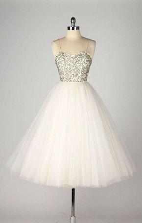 Short Organza Tulle Evening Dress F - @loriiann