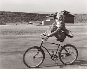 From the Archives: Planes, Trains, and Automobiles in - Motion • bike