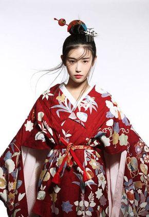 Chinese dress - Hanfu  #Hanfu