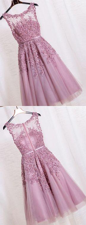 Hd605051 Beauty Graduation Dress,Sh - Beauty Graduation Dress,Short Prom Dress,Tulle Homecoming Dress,Beading Prom Dress