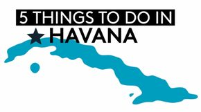 Live music, cocktails mixed with Cuba's best rum, and incredible art installations in public spaces are just a few of the can't miss things to see and do in the capital city, Havana.