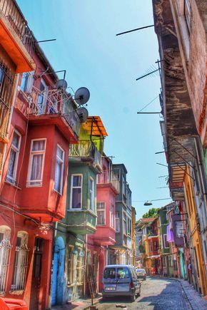 Balat, Istanbul, Turkey — by Kristin Rust - Balat, Istanbul, Turkey