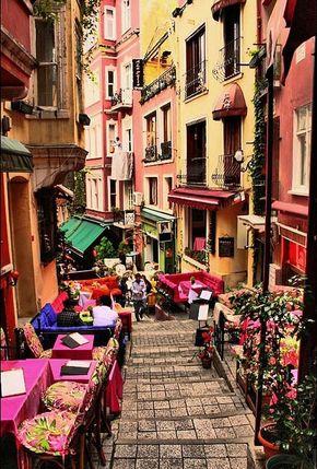 Cezayir Street, Istanbul - Cezayir Street, Istanbul