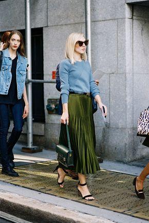 New York Fashion Week SS 2016....Jane (Vanessa Jackman) - New York Fashion Week SS 2016....Jane