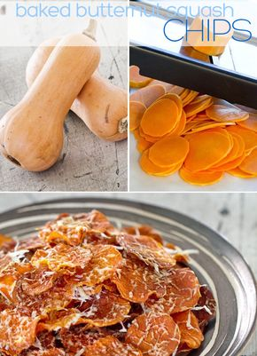 25 Baked Alternatives To Potato Chips And French Fries - low carb