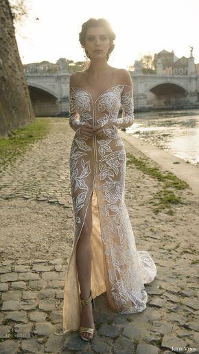 Julie Vino Bridal Spring 2017 Wedding Dresses — Roma Bridal Collection - #wedding #weddinginspiration #weddingdress