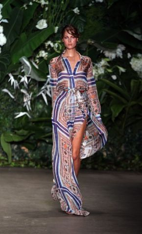 Mercedes-Benz Fashion Week Australia : BEC & BRIDGE