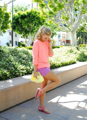 Style Guide: Shoes of Summer - summer outfit
