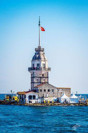 Kız Kulesi   Istanbul, Turkey   Epskamp   Flickr