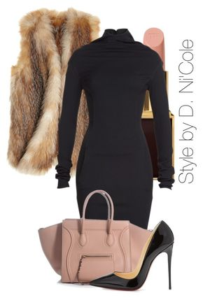 Untitled #2066 - Untitled #2066 by stylebydnicole on Polyvore featuring polyvore, fashion, style, Rick Owens, Calypso St. Barth, Christian Louboutin and Tom Ford