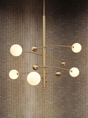 How Can Ike Suspension Lamp Give You Jazz And Soul Vibes?