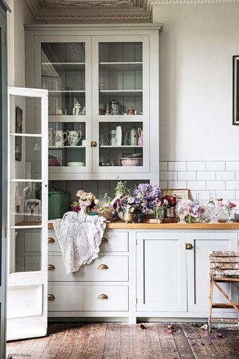 Lovely kitchen cabinets
