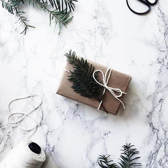 Some major gift wrapping envy over at @ea_wang's gorgeous feed 💚 Our cut off date for orders to arrive by Christmas is Tues 15th. Not long to go now! #christmas #christmaswrapping #presents #gifts