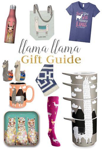 The Bestest Llama Llama Gift Guide