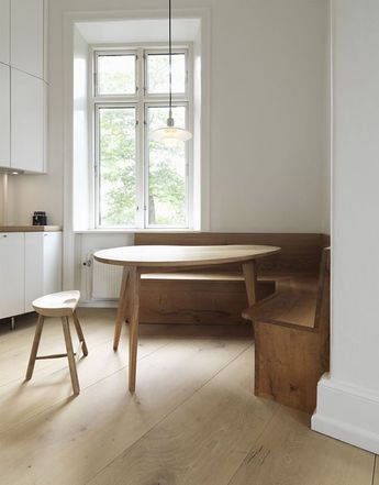 Trend Alert: The New Kitchen Booth, 10 Favorites