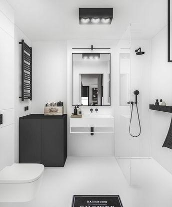 90+ Wonderful Scandinavian Bathroom Remodel