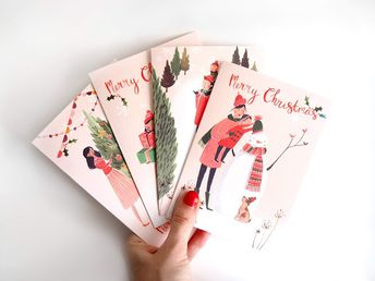 21+ Holiday Cards for 2018