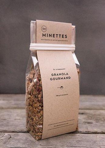 Granola gourmand