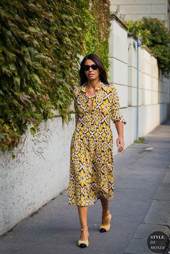 Milan SS 2018 Street Style: Viviana Volpicella