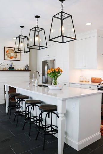 Historic Fells Point Row House IKEA Kitchen Remodel