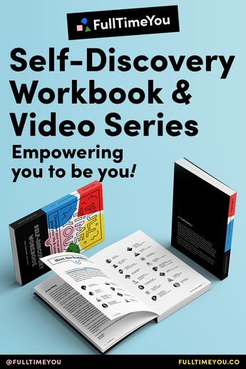 Learn about yourself through this workbook and online course!