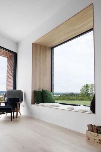 5 Simple Modern [Interior] Window Trim Details