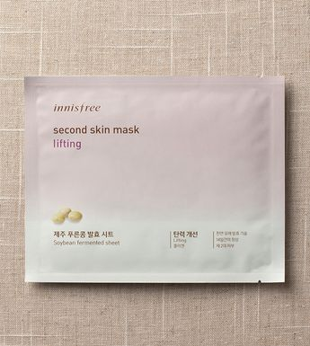 Second skin mask - lifting