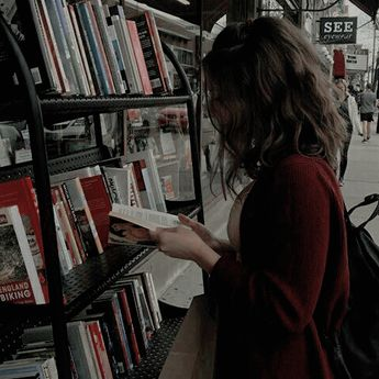 Would love to see at what part of bookstore you will spend time looking for perfect ones the most.