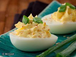 Asian Deviled Eggs