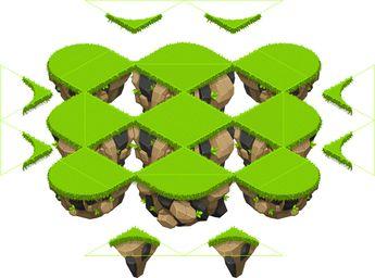 tile design islands on Behance