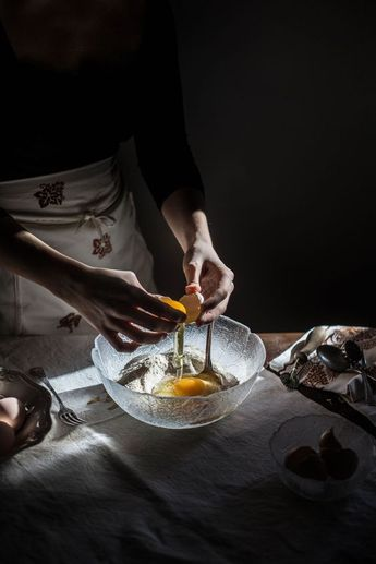 How tu Cut Tagliatelle, Tagliolini & Pappardelle | Hortus Natural Cooking, food photography, food styling